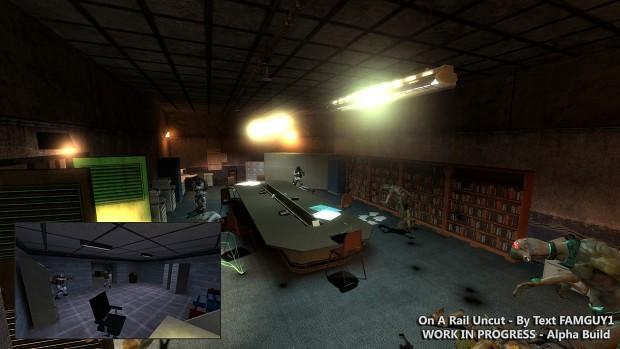 OaR Uncut Early Alpha Screenshots - A1 and A2