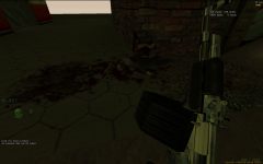 Screenshots from testing