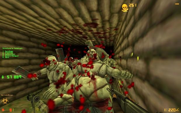 Heavy Zombies