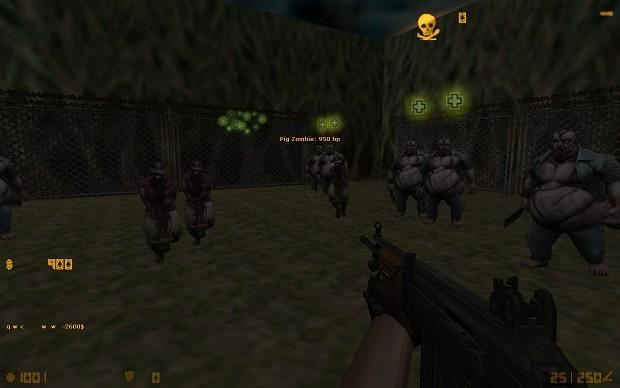 Heal Zombies