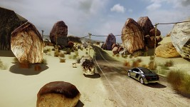 Cry For Speed: The Fun Desert Level