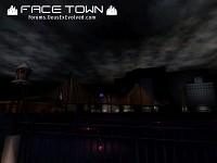 Face Town [Denton] Faceboro Bridge