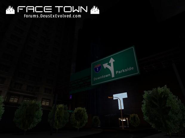Face Town