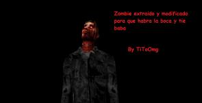 Modelo 1 de Zombie