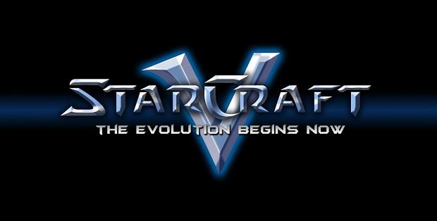 Starcraft: V Logo