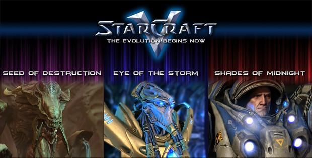 Starcraft:V Preview Concept