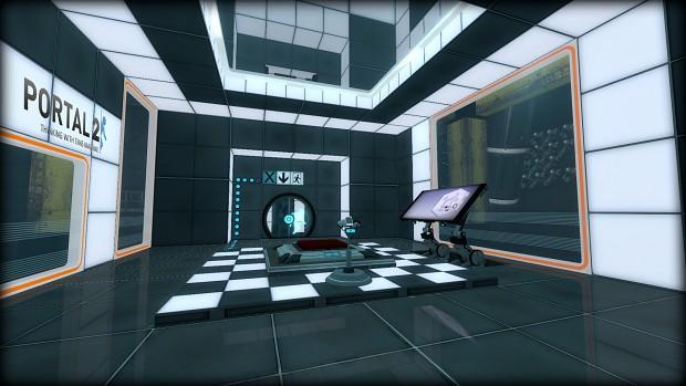 Screenshots of new design