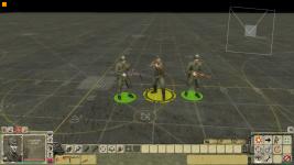 Last three new soldiers: italians.