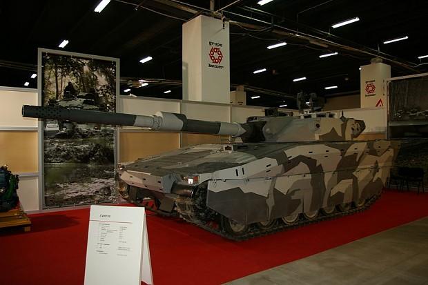 CV-90 MBT