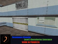 Dormitories LEVEL 3 ENTERANCE