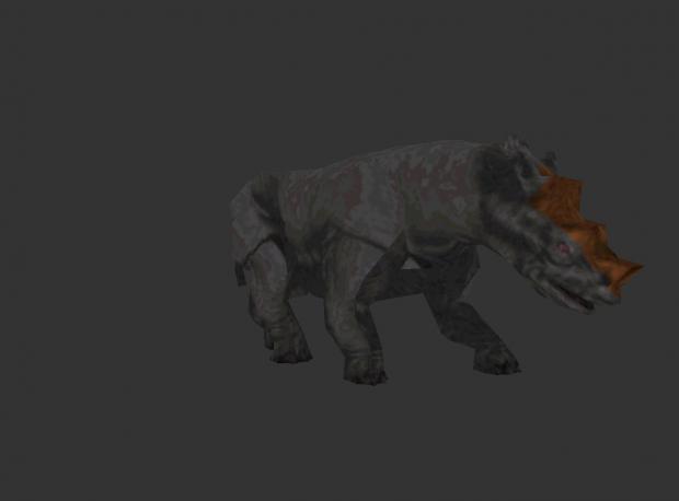 Uintatherium image - Jurassic Park Hunter: a Carnivores 2 ...