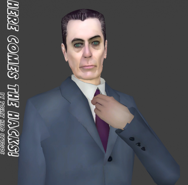 Current G-Man Model