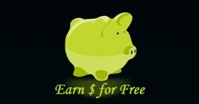 Earn money for free