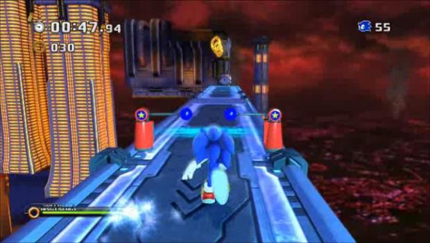 Sonic 3Derations : Progress Images