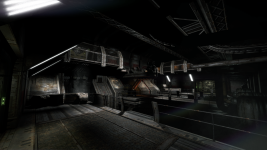 Service Complex - Transit Annex