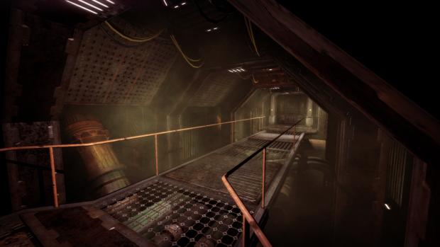 Air Filtration Facility - Entryway