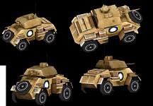 Australian Heavy Armored Car