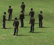 New Hungarian Militia Model