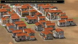 New Mediterranean Buildings