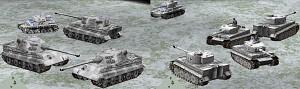 new Arctic skins for German tanks pt 3
