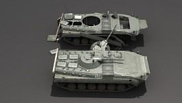 "BMP-1 ""X"" & ""XX"" models w.i.p."