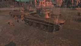BT-7 Soviet cavalry tank