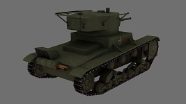 T-26 Light Tank WIP