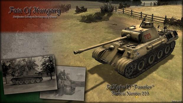 """Panzer V """"Panther"""""""