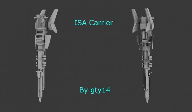 ISA carrier WIP