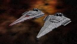 Victory I-class SD Empire+Republic Pack