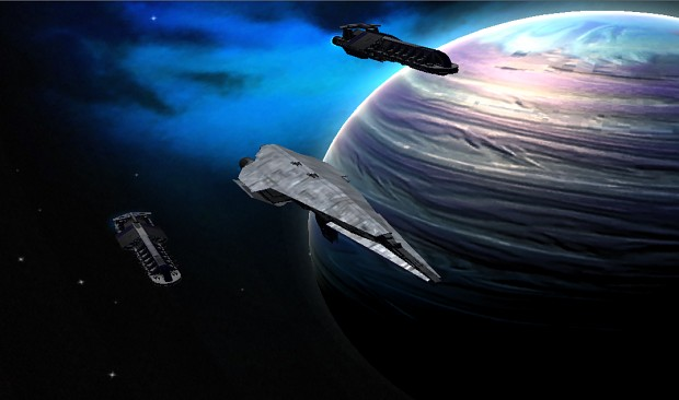 Pirate Recon Fleet