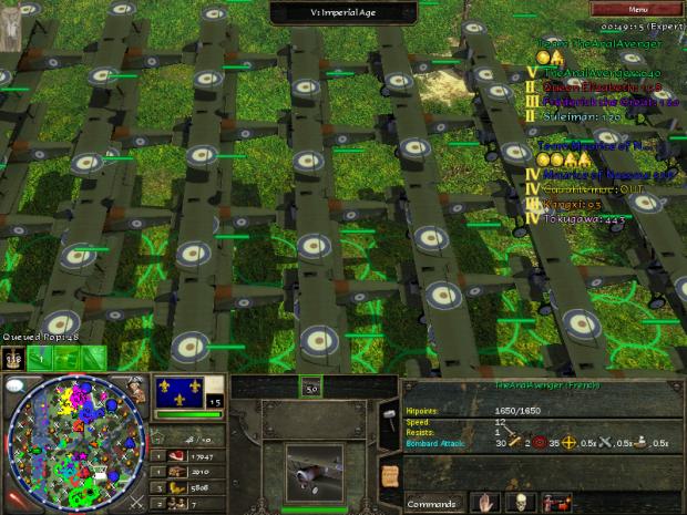 Age of Empires III: Improvement Mod v.4.0- Planes
