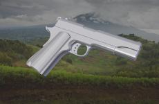 M1911 (Colt 45.) Render