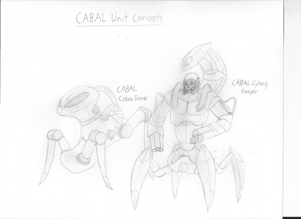 CABAL Unit Concepts