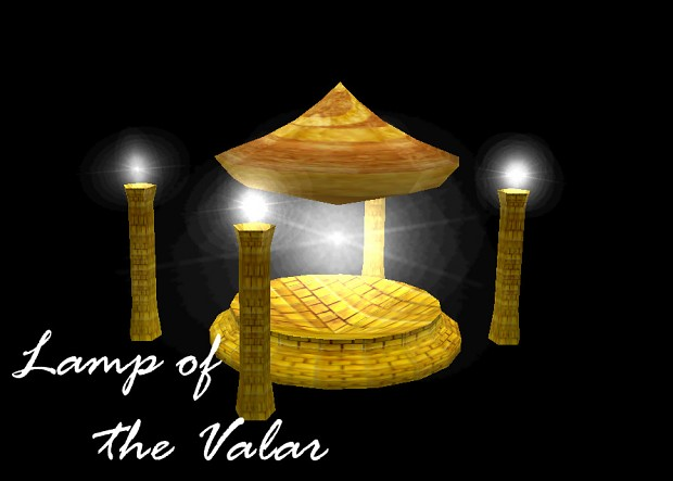 Lamp of the Valar