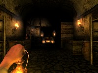 In Wine Cellar