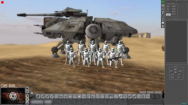 Demo Maybe News - Star Wars - Galaxy At War Mod For Men Of ...