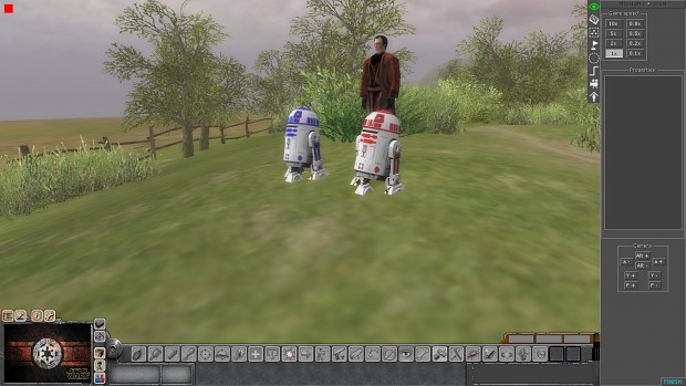 New R Series droids