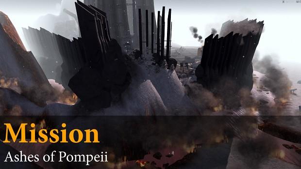 Ashes of Pompeii