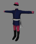 New Imperial (modern) Cavalry Uniform