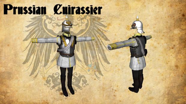 Prussian Cuirassier