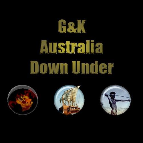 Australia - Land Down Under