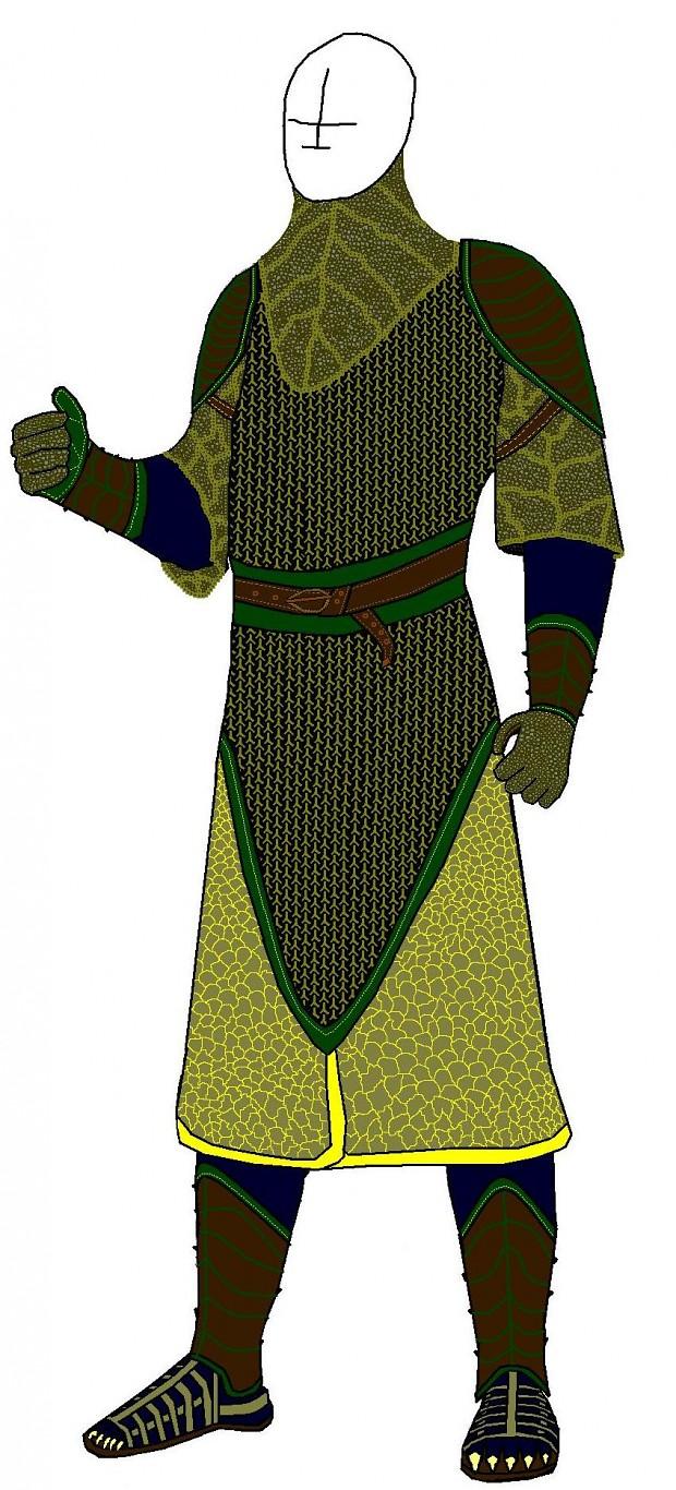 Elvish Fur Armor