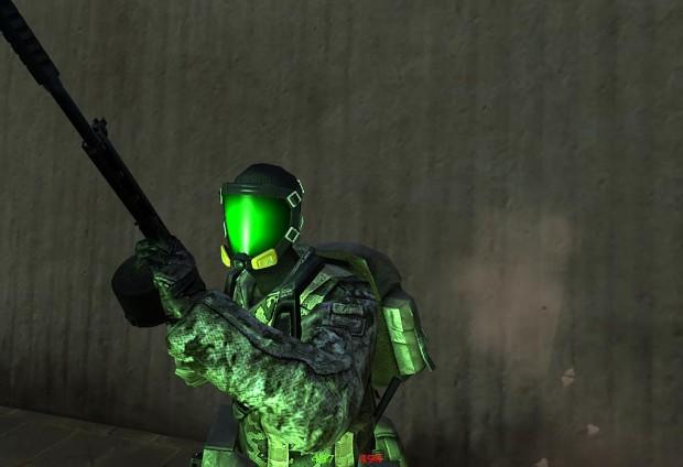 Helmet Lera Melnikova Rainbow Six: Siege