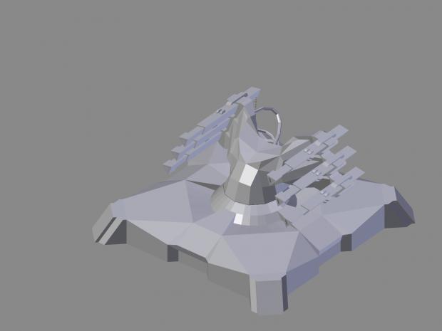 Viking Laser Turret