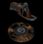 Predator Pistol & Smart Disc (WIP)