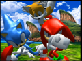 Classic Sonic Heroes (Sonic Heroes)