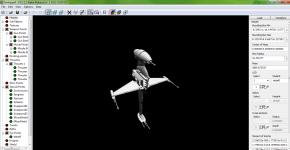 B-wing Creation