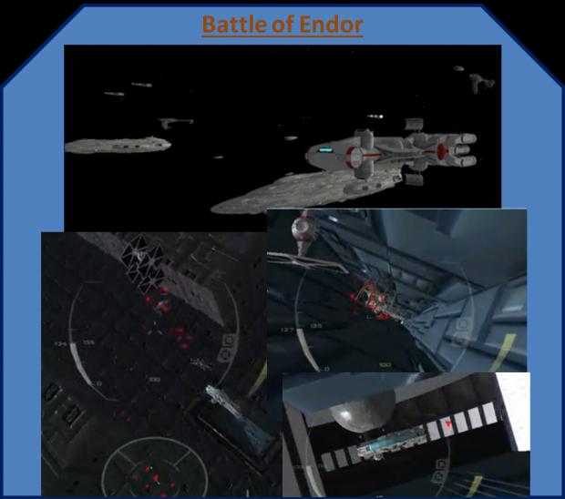 Battle of Endor Ideas