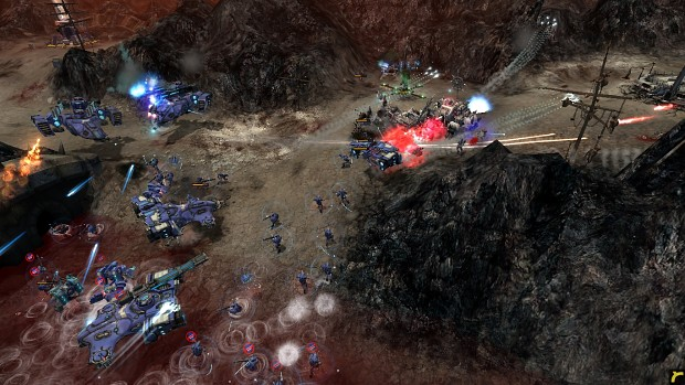 CornCobMan's Fun Mod for Soulstorm